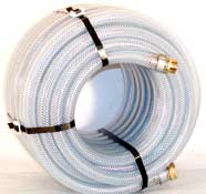 Clear Braid Water Hose